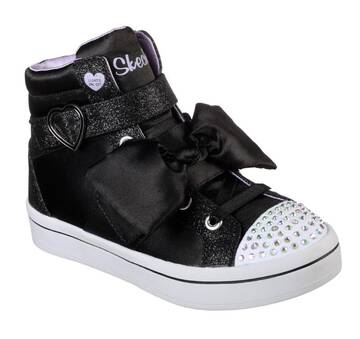Girls' Twinkle Toes: Twi-Lites - Bow Beautiful