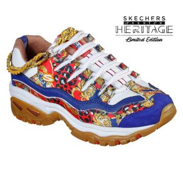 Women's Skechers Premium Heritage: Energy - Captains View
