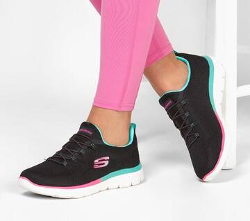 Women's Skechers Summits - Glowing Glitz