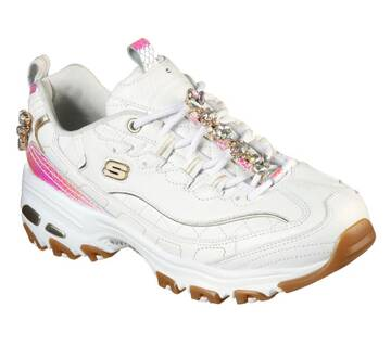 Women's Skechers Premium Heritage D'lites - Good Fortune
