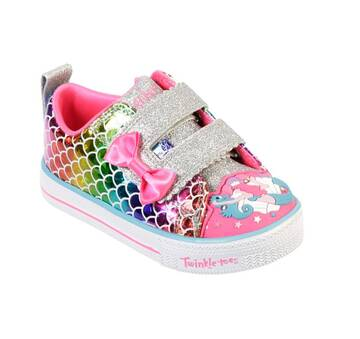 Infant Girls' Twinkle Toes: Shuffle Lite - Mermaid Parade