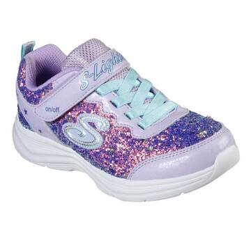Girls' S Lights: Glimmer Kicks - Glitter N' Glow