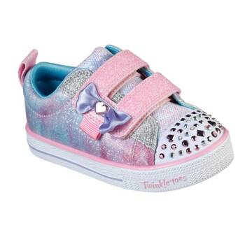 Infant Girls' Twinkle Toes: Shuffle Lites - Sweet Supply