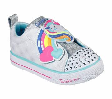 Infant Girls' Twinkle Toes: Shuffle Lites - Magical Friends