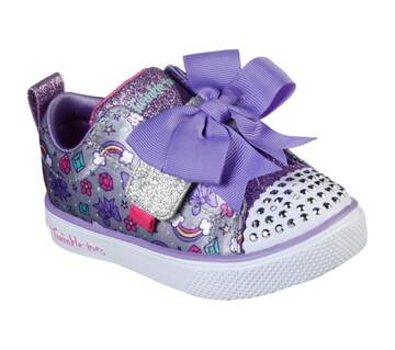 Infant Girls' Twinkle Toes: Twinkle Breeze 2.0 - Charming Bow
