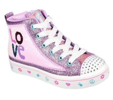 Girls' Flip Kicks: Twi-Lites 2.0 - Lilac Love