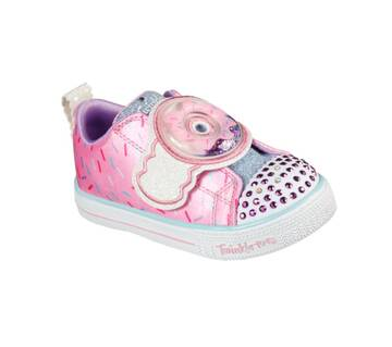 Infant Girls' Shuffle Lites- Sparkle Treats