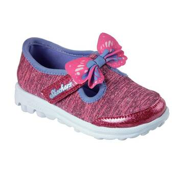 Infant Girls' Skechers GOwalk - Bittyflies