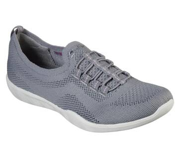 Women's Skechers Newbury St- Every Angle Wide Fit