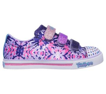 Girls' Twinkle Toes: Shuffles - Sparkle Glitz - Pop Party