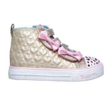 Infant Girls' Twinkle Toes: Shuffle Lite - Quilted Beauties