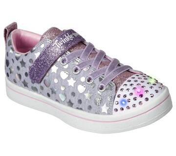 Girls' Twinkle Toes: Sparkle Rayz - Heather & Shine
